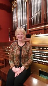 Nancy Siebecker at Christ Church