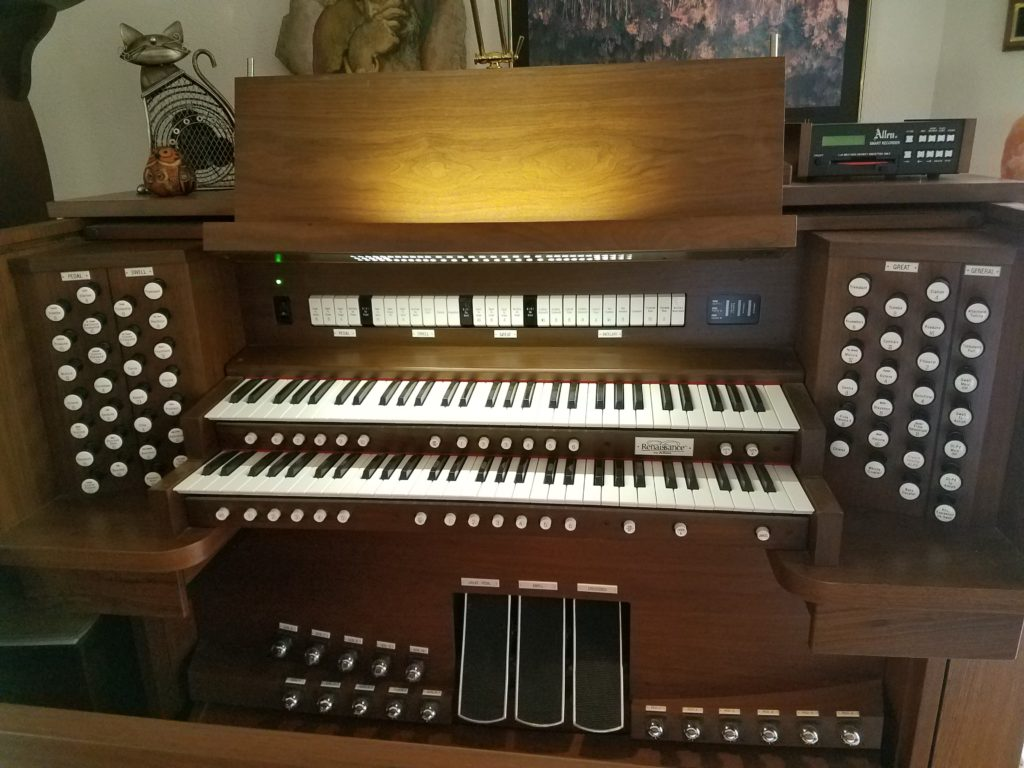 Allen organ for sale